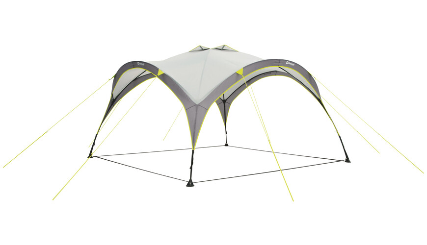 Outwell Day Shelter L - Tente de réception - gris/blanc
